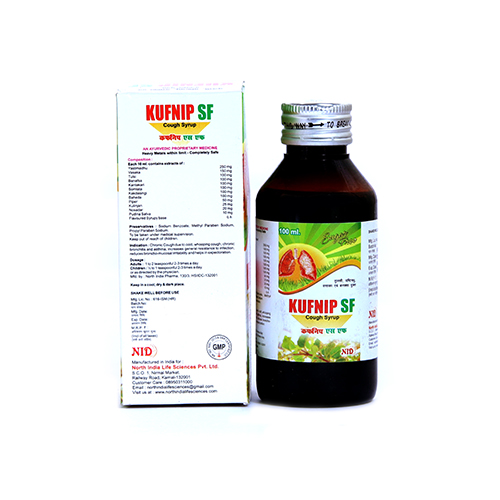 KUFNIP SF SYRUP (100ml 03